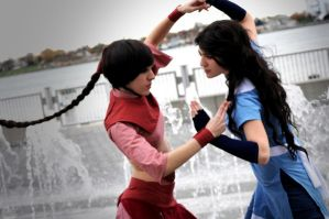 ATLA: Clash by MangoSirene