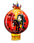 Mulan in a lampion by icbeth