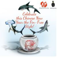 CHINESE NEW YEAR WITHOUT FINS by memuco