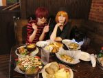 (Casual!Mello) I don't think we have enough food. by MightyNugget