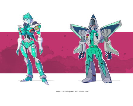 Dual Deal - concepts by AutobotPower