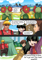 commission5 new comic for zefrenchm by hikariangelove