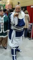Sakura Con: The Last Avatar Uncle Iroh by Mackingster