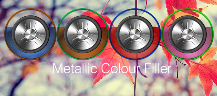 Metallic Colour Filler 1.0 by AzizStark