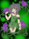 Sam with Roses - Colored by CassyG