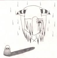 30. Under the Rain by flamingpig