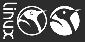 Linux Logo (Vector) by xenatt