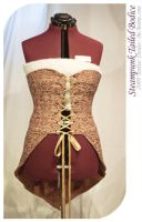 Steampunk Tailed Bodice v2 ani by taeliac