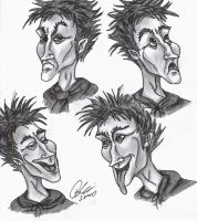 Dionisius expressions by Lady-CaT