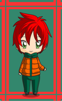 chibi kyle by queenlisa