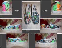 my cousin's shoes by boyiz