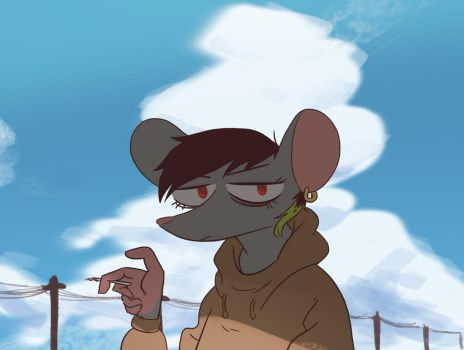 Mouse by Swomswom