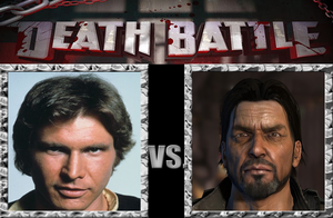 Death Battle Request III by Guyverman