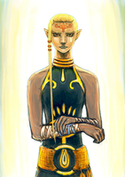 Impa by minijuuku