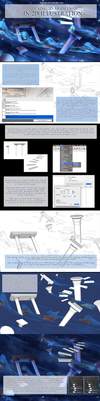 [Tutorial] Using 3D Models in 2D Illustrations by yuuike