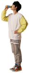 Do Kyungsoo's PNG Pack {Sunny10} by kamjong-kai