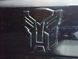 Ironhide's Autobrand by quidamling