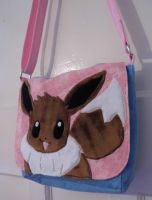 Custom Eevee bag FOR SALE by angelberries