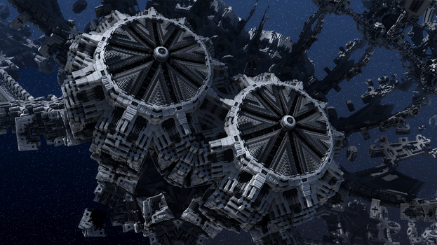 Starbase by GrahamSym