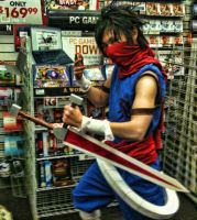 Strider: Ultimate Marvel vs Capcom 3 by gacktstream