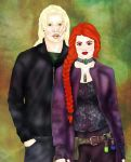 Lily and Scorpius by x8xdanix6x