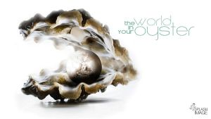 The World In Your Oyster by BERCLEY