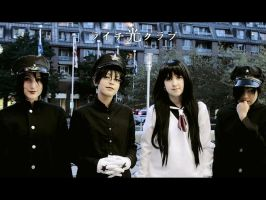 Litchi Hikari Club by xRedxPiratex