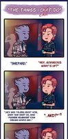 Mass Effect - The Things I Can Do by lux-rocha