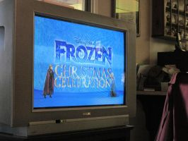 2014 DisneyParks Frozen Christmas Celebration by BigMac1212