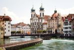 Lucerne city view 1 by wildplaces