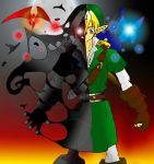 Link's Dark Side by Ajax098