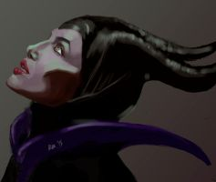Maleficent by rere666