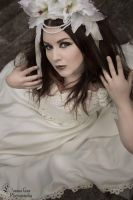 The Lilly Bride III by MADmoiselleMeli
