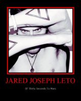 Jared poster by EchelonMars14