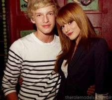 Cody Simpson and Me by Bella--and--Zendaya