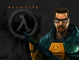 Half-Life by gamergaijin