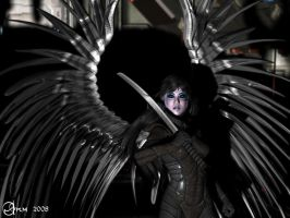 Dark Angel by Exyle-Studios