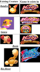 Kirby: Right Back At Ya! - Season 2 Chart by Fortuneteller102