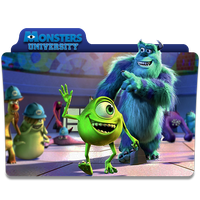 Monsters University by jithinjohny