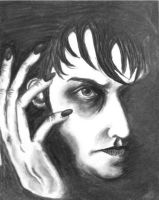 Johnny Depp is Barnabas Collins by katiesparrow1
