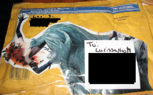 package to larissa by nitrate