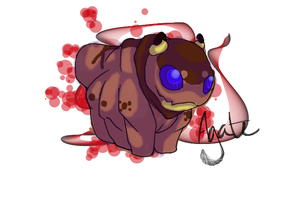 PKMN: Fakemon-Agate by FloatingBubbles