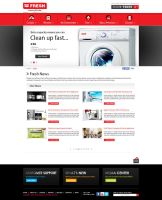 FRESH Egypt Appliance - News Page by MaiEltouny