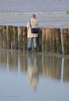 By the sea by jochniew