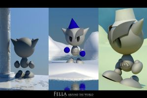 Fella round the world by ereon59