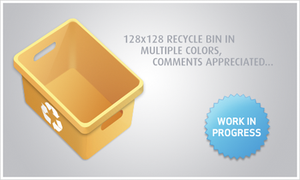 recycle bin by whyred