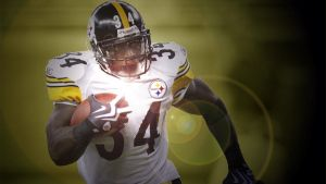 Rashard Mendenhall by jason284