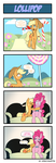 Pony 4 Koma - Lollipop by Reikomuffin