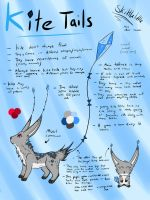 Kite Tails Information sheet by littleadopt