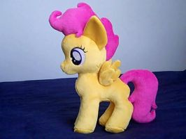 Scootaloo Plush by DisneyKitten96